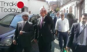 Επίσκεψη του Τούρκου υπουργού Ευρωπαϊκών Υποθέσεων σε Κομοτηνή και Ξάνθη