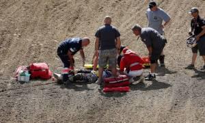 MXGP Grand Prix Τσεχία: Σοβαρός τραυματισμός για τον Herlings (Photos)