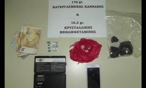 Σύλληψη για ναρκωτικά στην πόλη της Ρόδου