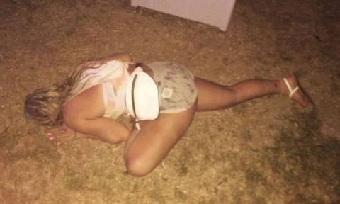Κέρκυρα: Εικόνες σοκ με Βρετανούς μεθυσμένους τουρίστες δημοσιεύονται στο Facebook (photos)