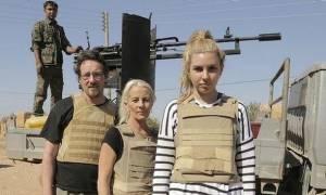 Aυστραλία: Reality show στέλνει τους παίκτες στο μέτωπο της Συρίας