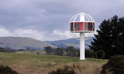 Ποιο δενδρόσπιτο; Στη Νέα Ζηλανδία έφτιαξαν αυτό! (photos)