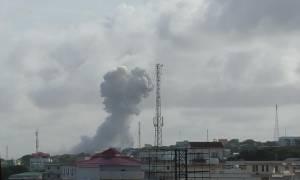 Σομαλία: Έκρηξη έξω από ξενοδοχείο-Τουλάχιστον 6 νεκροί