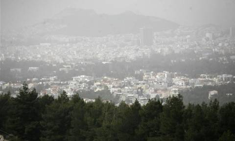 Υπέρβαση των ορίων ενημέρωσης για το όζον