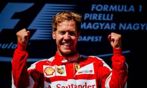 F1 Grand Prix Ουγγαρία: Ο Vettel κερδίζει και ισοφαρίζει το ρεκόρ του Senna (photos)