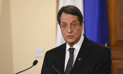 Κύπρος: To 56,5% έχει θετική γνώμη για τον Νίκο Αναστασιάδη