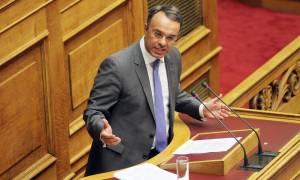 Σταϊκούρας: Η χώρα θα παραμείνει σε ύφεση και το 2016