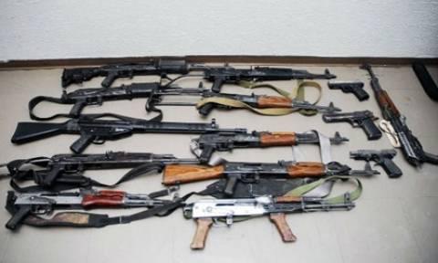 Δύο συλλήψεις για παράνομη οπλοκατοχή στο Γύθειο