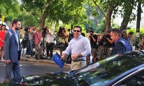 Σε εξέλιξη η κρίσιμη συνεδρίαση της Πολιτικής Γραμματείας του ΣΥΡΙΖΑ