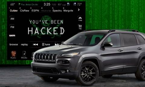 Jeep: Ανάκληση στo μοντέλο Cherokee