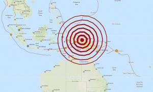 Σεισμός 7 Ρίχτερ στην Ινδονησία