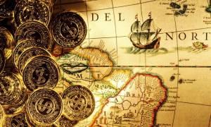 ΗΠΑ: Bρέθηκε θησαυρός αξίας 1 εκατ. δολαρίων σε ισπανικό ναυάγιο του 1715