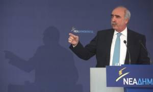 Δεν είναι αρχηγός της Νέας Δημοκρατίας ο Μεϊμαράκης