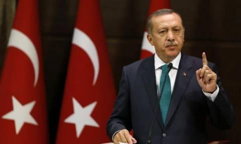 Τουρκία - Ερντογάν: Δεν πρόκειται να κάνουμε πίσω στον αγώνα κατά της τρομοκρατίας