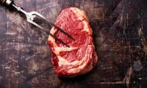 Η υπερκατανάλωση κόκκινου κρέατος προκαλεί καρκίνο - Δες γιατί
