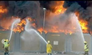 Αίγυπτος: Δεκάδες νεκροί και τραυματίες μετά από έκρηξη και πυρκαγιά σε εργοστάσιο (video)