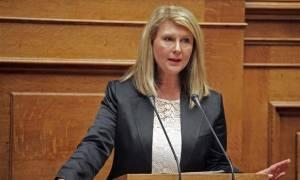 ΝΔ: Επίκαιρη ερώτηση της Βούλτεψη στον Τσίπρα για το «σχέδιο Βαρουφάκη»