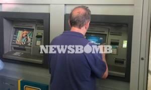 Capital controls - Νέα ρύθμιση: Ανάληψη των 420 ευρώ οποιαδήποτε ημέρα της εβδομάδας