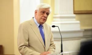 Παυλόπουλος: Η πορεία της χώρας στην ΕΕ και την ευρωζώνη θα παραμείνει αδιατάρακτη