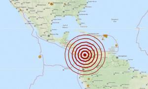 Σεισμός 6,1 Ρίχτερ στα σύνορα Παναμά – Κολομβίας