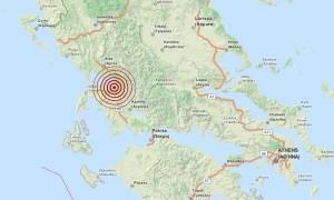 Διπλός σεισμός στην Αμφιλοχία (pic)