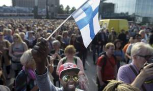 Φινλανδία: Διαδήλωση υπέρ της πολυπολιτισμικότητας στο Ελσίνκι