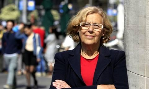 Ισπανία: Ακύρωσε 70 διαταγές έξωσης η δήμαρχος της Μαδρίτης