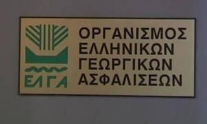 ΕΛΓΑ: Παράταση στην καταβολή της ασφαλιστικής εισφοράς του 2014