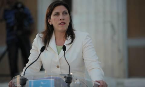 Ευθεία επίθεση Τσίπρα στη Ζωή Κωνσταντοπούλου