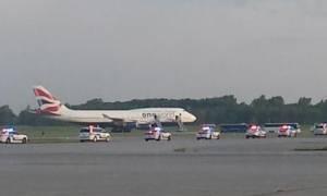 Απειλή για βόμβα σε αεροπλάνο της British Airways