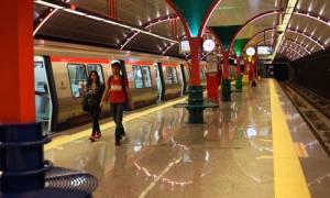 Προειδοποιήσεις για ενδεχόμενο επιθέσεων στο μετρό της Κωνσταντινούπολης