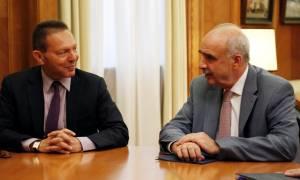 Μεϊμαράκης: Με συναίνεση μπορούμε να οδηγήσουμε τη χώρα στην ανάπτυξη