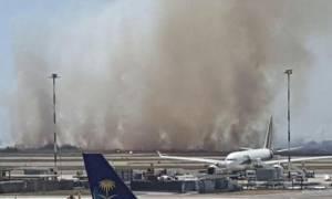 Ιταλία: Κανονικά οι πτήσεις από το αεροδρόμιο της Ρώμης