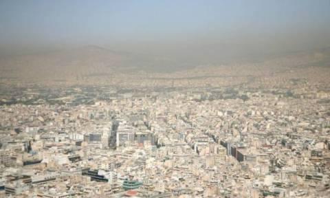 Αποκλιμακώνονται οι τιμές του όζοντος στην Αθήνα
