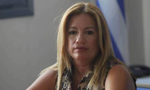 Γεννηματά: Ο Τσίπρας επιχείρησε να αποκοιμίσει τον ελληνικό λαό