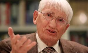 Χάμπερμας: Αναξιοπρεπής η γερμανική στάση απέναντι στην Ελλάδα
