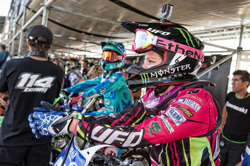 MXGP Grand Prix Τσεχίας: Η Kiara Fontanesi πρωταθλήτρια γυναικών