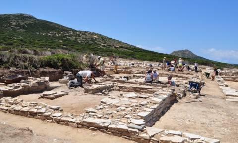 Εντυπωσιακά ευρήματα από τις ανασκαφές στο ακατοίκητο νησί Δεσποτικό (pics)