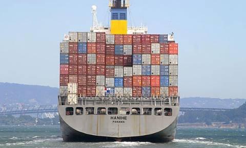 Πρασάραξη φορτηγού πλοίου ανατολικά των Κυθήρων
