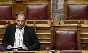 Ξεκινούν στη Βουλή οι διαδικασίες για τις ευθύνες Βαρουφάκη σχετικά με το Plan B
