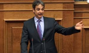 Κυρ. Μητσοτάκης: Σχηματισμός άλλης κυβέρνησης χωρίς εκλογές