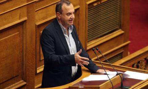 Συνέδριο ΣΥΡΙΖΑ - Στρατούλης: Θα κάνω ό,τι μπορώ για να μην ψηφιστεί τρίτο μνημόνιο
