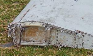 Πτήση ΜΗ370: Αριθμός – κλειδί πάνω στο τμήμα των συντριμμιών θα ρίξει φως στην έρευνα