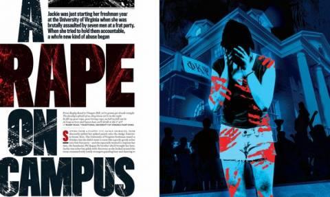Νέες αγωγές κατά του Rolling Stone για άρθρο περί ομαδικού βιασμού σε Πανεπιστημιούπολη