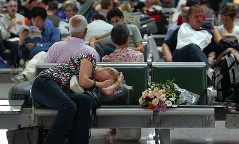 Σειρά διακοπών ρεύματος στο αεροδρόμιο Φιουμιτσίνο
