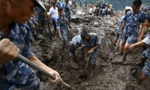 Νέα τραγωδία στο Νεπάλ-Τουλάχιστον 30 νεκροί από κατολισθήσεις