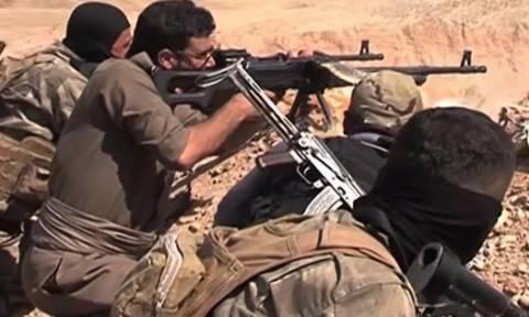Συρία: Επίθεση του ΙΚ κατά Κούρδων μαχητών με δεκάδες νεκρούς