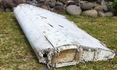 MH370-Στη Γαλλία για αναλύσεις το τμήμα του αεροσκάφους που εντοπίστηκε στη Ρεϊνιόν