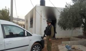 Σοκ στην Παλαιστίνη: Εξτρεμιστές έκαψαν ζωντανό αγγελούδι 18 μηνών στο σπίτι του