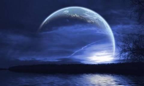 «Μπλε πανσέληνος» θα εμφανιστεί στον αποψινό ουρανό! (video)